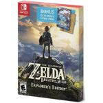 Zelda: Breath of the Wild Explorer's Edition - SWITCH
